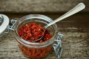Conserve de tomates sèches pépinière de variétés anciennes bio Demeter Bioling